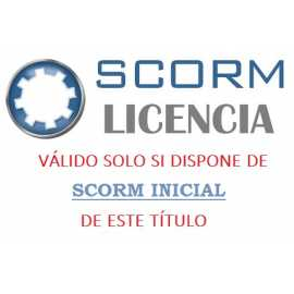 Scorm 1.2.  Licencia. Community Manager 2019