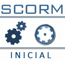 Scorm 1.2.  Licencia Inicial. PRL en Pantallas de Visualización de Datos (PVD)