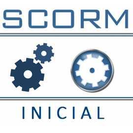 Scorm 1.2.  Licencia Inicial. Riesgo eléctrico Real Decreto 614-2001