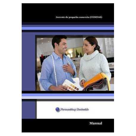 Manual.Gerente de pequeño comercio (COMD10)