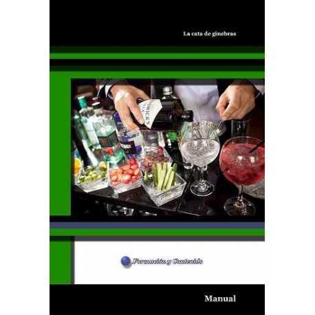 Manual. La cata de ginebras